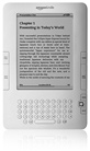 Kindle wireless reading device